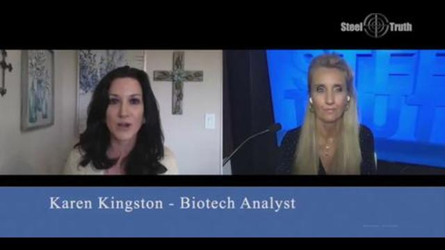 Steel Truth interview about illegal FDA approved Jab 27-8-2021