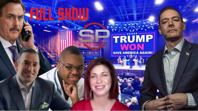 Stew Peters Show: Cyber Symposium EXPOSES RAID on Clerk's Office! – FAKE DOCTORS EXPOSED! – … 12-8-2021