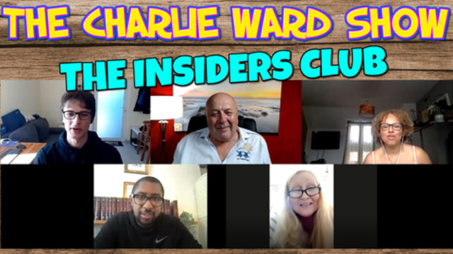 THE INSIDERS CLUB Q & A WITH CHARLIE WARD 6-8-2021