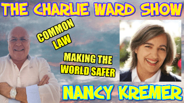 THE LIGHT AT THE END OF THE TUNNEL IS NOT AN ILLUSION WITH NANCY KREMER & CHARLIE WARD 24-8-2021