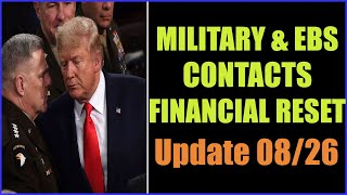 THE RV IS COMING! MILITARY & EBS CONTACTS FINANCIAL RESET 26-8-2021