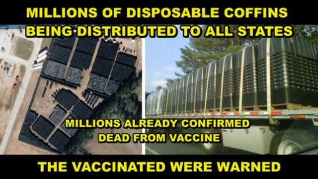 TOP SCIENTISTS CONFIRM COVID VACCINES ARE SOPHISTICATED BIO-WEAPONS – MILLIONS NOW CONFIRMED DEAD 14-8-2021