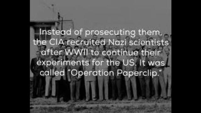 The CIAs darkest most vile operation and it is still ongoing today It has spawned great evil 21-8-2021