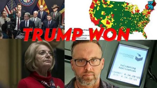 Trump Won – Here's The Breakdown, State By State 2-8-2021