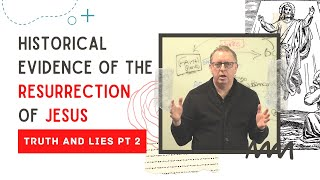 Truth and Lies P-2 Questions about The Bible   Resurrection of Christ, Shroud of Turin & Zombies?! 30-4-2021