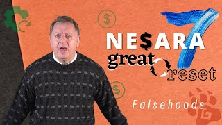 WHAT IS NESARA? pt7   The Great Reset   Global Currency Reset & Mark of The Beast 2-4-2021