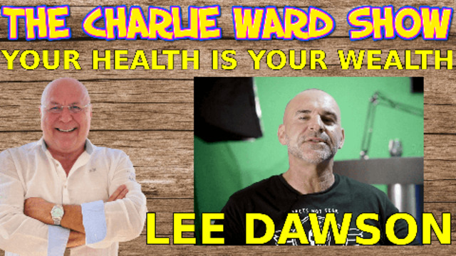 YOUR HEALTH IS YOUR WEALTH WITH LEE DAWSON & CHARLIE WARD 29-8-2021