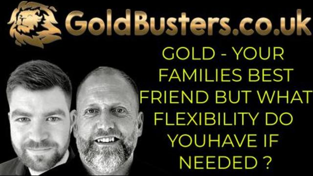 Your best friend but what flexibility do you have if needed? With James, Adam & Charlie Ward 17-8-2021