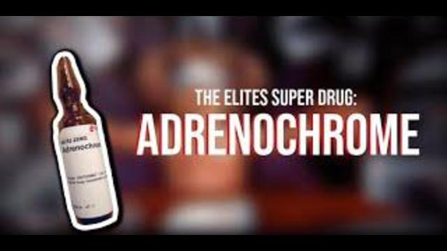 ADRENOCHROME – THE LEAKED DOCUMENTS 17-9-2021