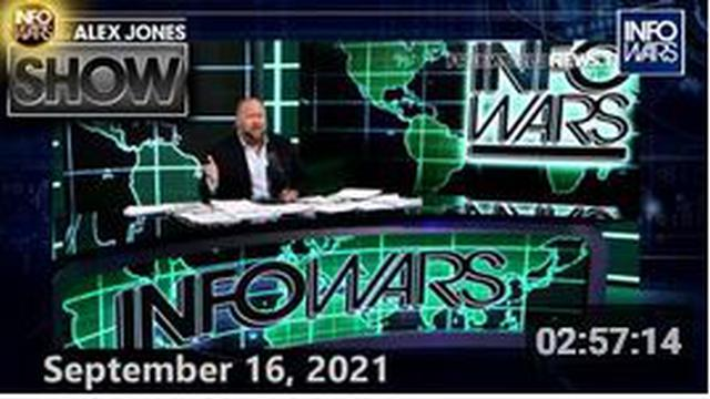 America Has Awakened to the Fact That We Are Living Under a Globalist/Corporate Coup – FULL SHOW! 17-9-2021