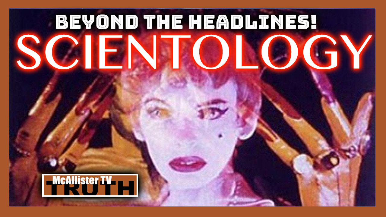 BTH_SCIENTOLOGY OCCULT ROOTS! L RON HUBBARD & BLACK MAGIC! JACK PARSONS…& ALEISTER CROWLEY! 15-9-2021