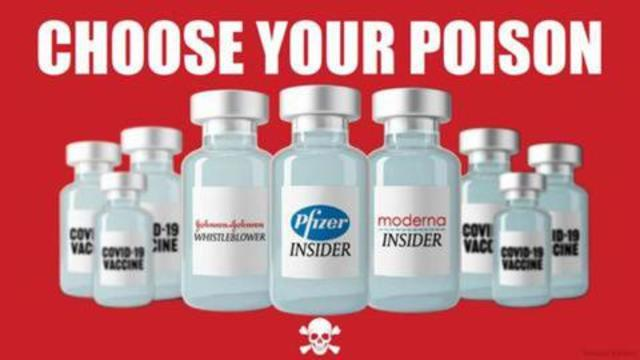 CHOOSE YOUR COVID POISON 12-9-2021