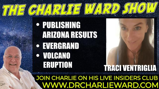 CORRUPTION OF THE PHARMACEUTICAL INDUSTRY WITH TRACI VENTRIGLIA & CHARLIE WARD 20-9-2021