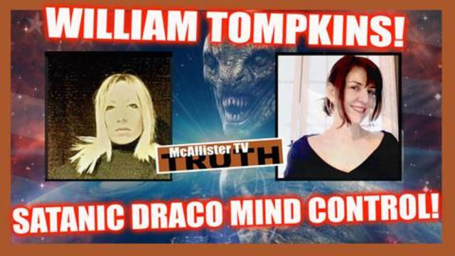 DRACO ZOMBIE AI MIND CONTROL! VAXMARK OF THE BEAST! WILLIAM TOMKINS WARNING! 19-9-2021