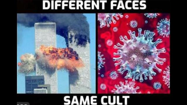 Different Faces Same Cult The David Icke Dot-Connector 3-9-2021