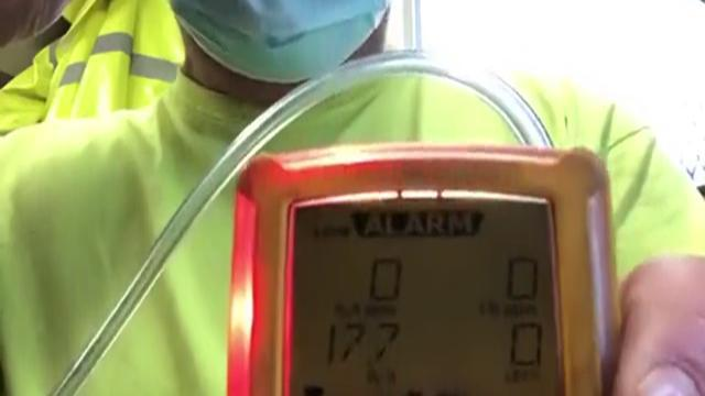 Do you need oxygen? I do. Take the mask off. Oxygen measured under a mask. No surprise 4-9-2021