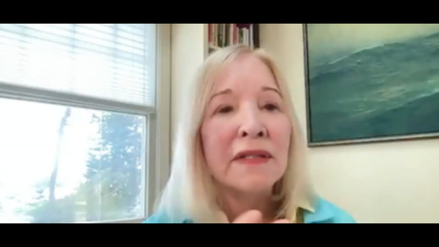 Dr. Christiane Northrup gives new details on covid vaccine shedding 3-9-2021