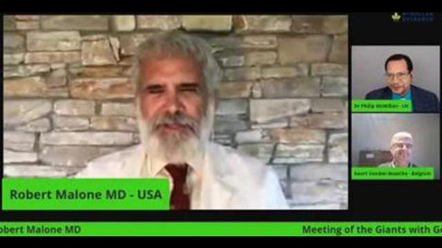 Dr. Robert Malone: 'The Truth it's the Vaxxinated Creating the Risk, Not the Unvaxxinated' 27-9-2021