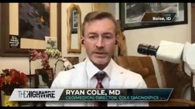 Dr Ryan Cole Explosive Rise in Inexplicable Cancer Events of Vaxxinated, Cancer Receptors Suppressed 27-9-2021