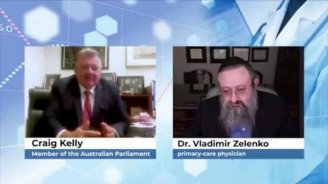 Dr. Zelenko – Google Executives Know NOT to Take the Poison – They are taking HCQ and Ivermectin 8-9-2021