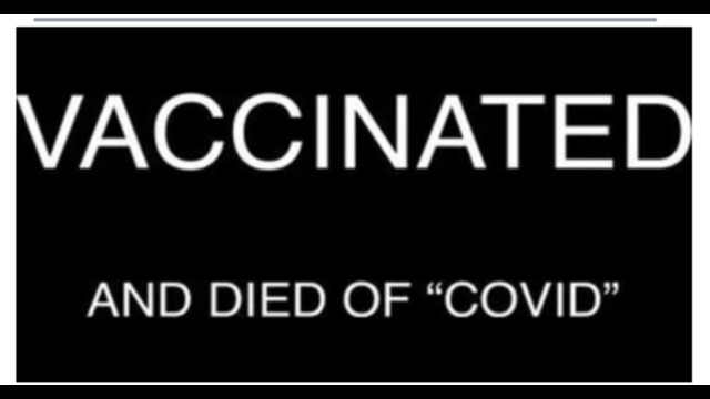 EXPOSED! MAIN STREAM MEDIA REPORTED ALL OF THESE PEOPLE DEAD FROM COVID AFTER BEING FULLY VACCINATED 7-9-2021