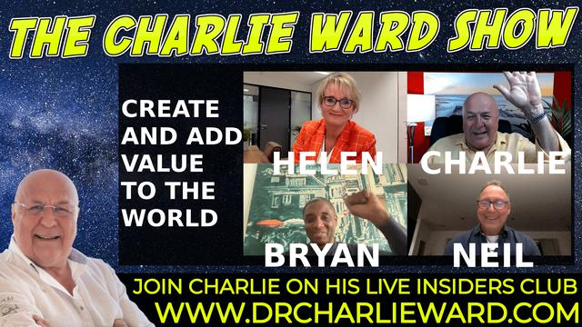 GET FREE & JOIN THE WORLD OF BLOCKCHAIN WITH CHARLIE WARD, BRYAN ROY & CO – PART 2 27-9-2021GET FREE & JOIN THE WORLD OF BLOCKCHAIN WITH CHARLIE WARD, BRYAN ROY & CO – PART 2 27-9-2021
