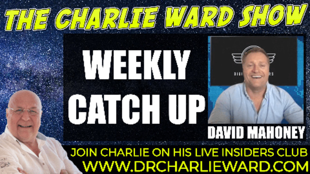 GOING BACK TO THE BEGINNING WITH DAVID MAHONEY & CHARLIE WARD 23-9-2021