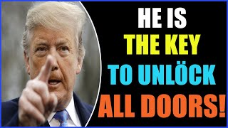 HE HOLDS THE KEY TO ALL DOORS! THIS IS WHY! 13-9-2021