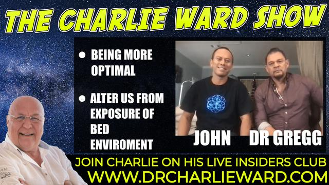 HEAL AT HOME WITH ANTI AGING BED SOLUTION WITH JOHN BAXTER, DR GREGG & CHARLIE WARD 15-9-2021