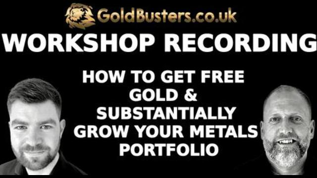 How to get FREE Gold & substantially grow your metals portfolio, With James & Adam 1-9-2021