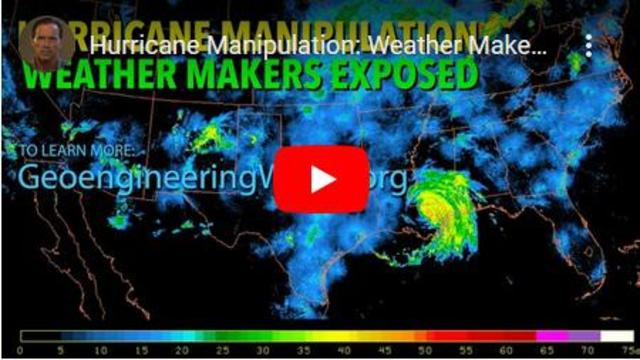 Weather Makers Exposed 8-9-2021