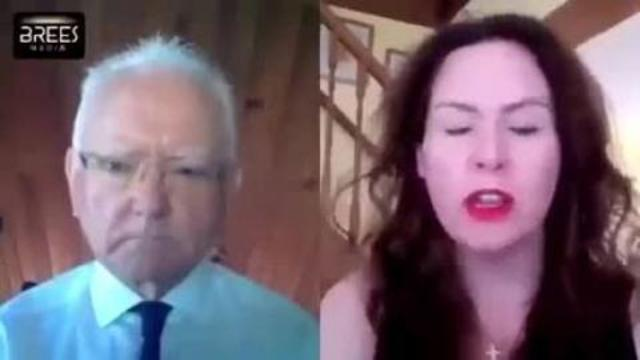 Interview Between Anna Breeze and Dr Roger Hodkinson On Dangers of The Covid Vaccine 12-9-2021