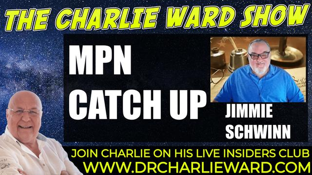 JOIN THE WEEKLY CATCH UP WITH JIMMIE SCHWINN & CHARLIE WARD 23-9-2021