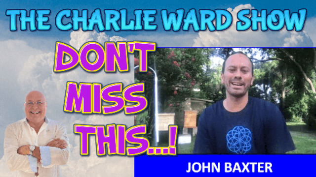 John Baxter talks to Charlie Ward about his Anti Aging 'Med' Beds – Link in description