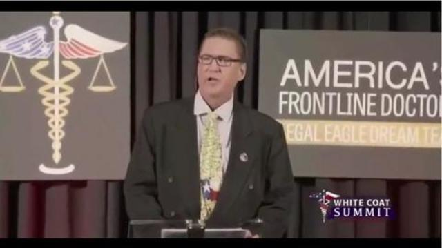Lawyer For America's Frontline Doctors Outlines Criminal Charges Against Luciferian New World Order 17-9-2021