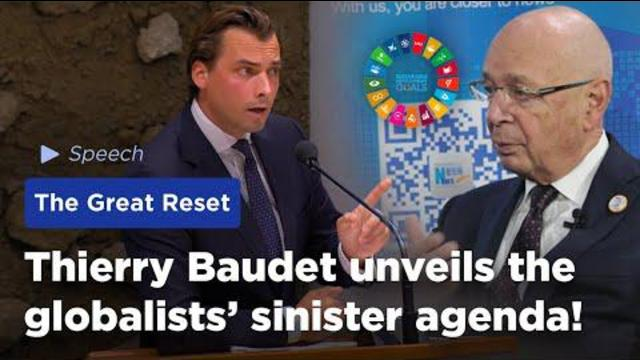MUST WATCH – Dutch politician unveils the globalist sinister agenda in parlement! 24-9-2021