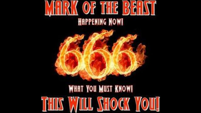 Mark of the Beast 666 Happening Now 19-9-2021