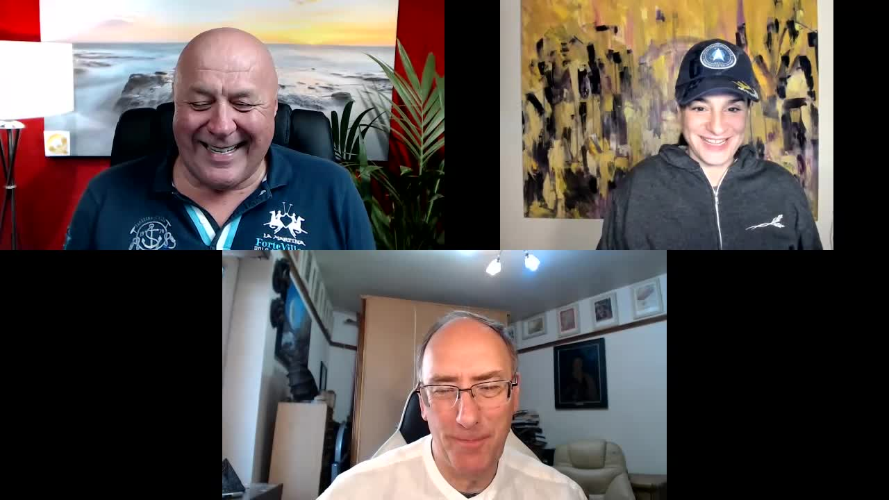 Mel, Charlie & Simon On The State Of Our Global Union & Declaration Of The People 6-9-2021