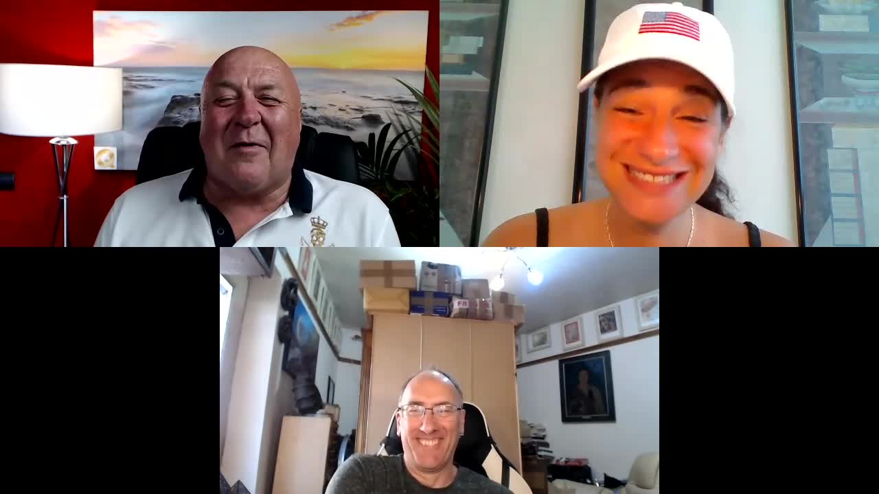 Mel K, Charlie Ward & Simon Parkes Monday Meeting As the War Rages On Disclosure Everywhere 20-9-2021