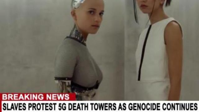 PROOF THE MACHINES ARE ASSIMILATING HUMANITY 27-9-2021