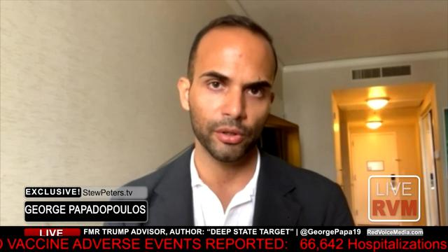 Papadopoulos Doubles Down On Durham Making Mass Arrests That'll Take Down Obama & Hilary Clinton 29-9-2021
