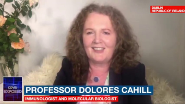 Prof Dolores Cahill – The vaxxed are going to die just like the ferrets in experiments to date 12-9-2021