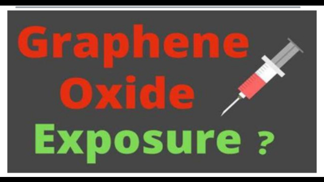 REVEALED !! BANNED ON YOUTUBE – SPANISH RESEARCHERS REVEAL GRAPHENE OXIDE ANTIDOTE !! 14-9-2021