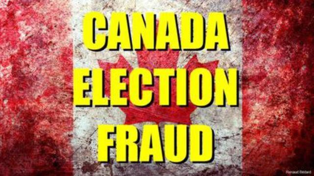 SIGNS OF ELECTION FRAUD IN CANADA 21-9-2021
