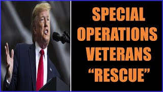 SPECIAL OPERATIONS VETERANS FORM THEIR OWN SQUAD 1-9-2021