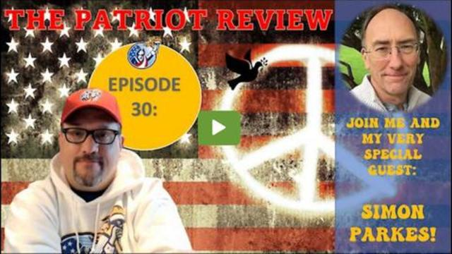 Simon Parkes Is A Special Guest On Dark Forces! – The Patriot Review 1-9-2021