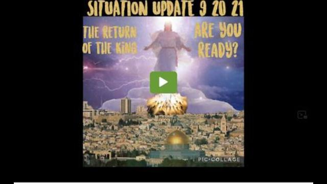 Situation Update: Big Boom Inbound! Violations Of All Nuremberg Codes By Not Calling Out Death Shot 21-9-2021