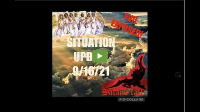 Situation Update: Evil Exposed!! Military Getting Ready!! Medical Fraud Is Here!! Big Event Coming!! 17-9-2021
