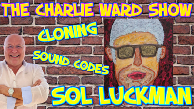 TAP INTO YOUR CREATIVITY WITH SOL LUCKMAN & CHARLIE WARD 3-9-2021