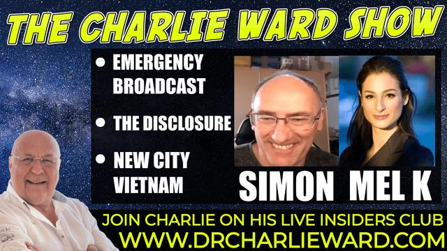 THE DISCLOSURE BREAKING NEWS TO COME WITH CHARLIE WARD MEL K SIMON PARKES 20-9-2021
